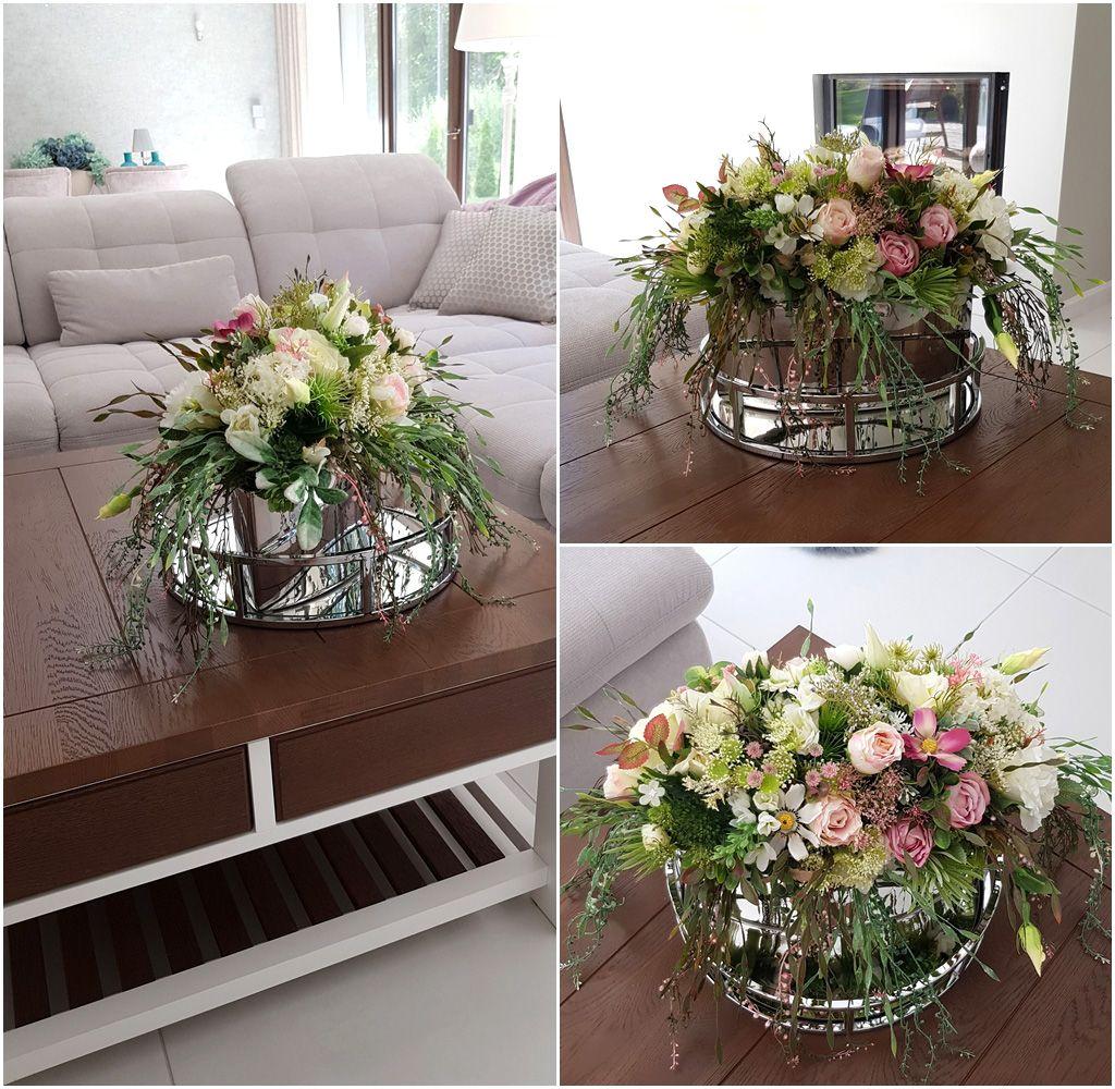 Kompozycja Kwiatowa Manfredo Tendom Pl Silk Flower Arrangements Flower Arrangements Silk Flowers
