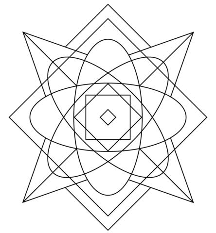Niedlich Kaleidoskop Malvorlagen Bilder - Beispiel Anschreiben für ...