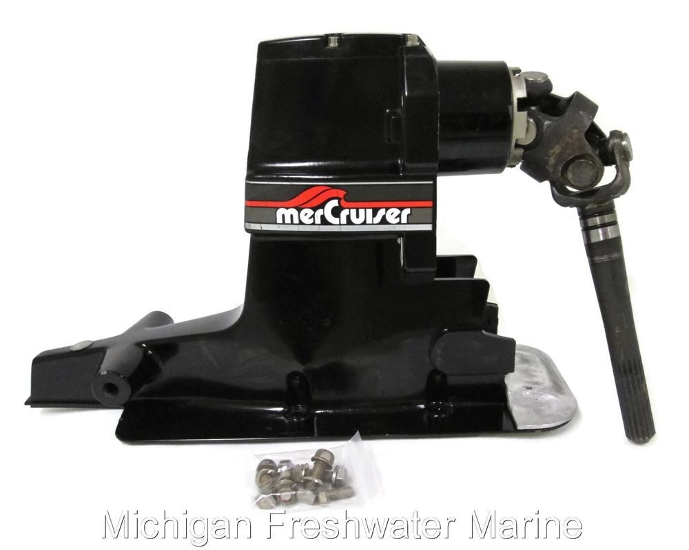 hight resolution of mercruiser alpha one gen 2 upper gearcase assembly driveassembly v6 4 3l 1 84ratio freshwater mercruiser alphaone gen2 genii generation 2