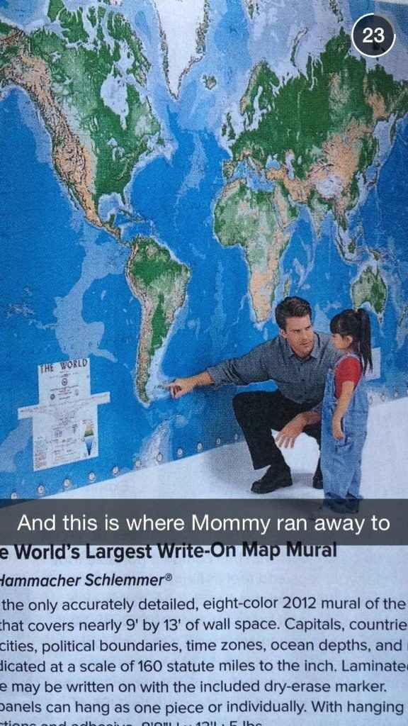 sky mall world map These Snapchats Of Skymall Catalogs Are Absolutely Perfect Map