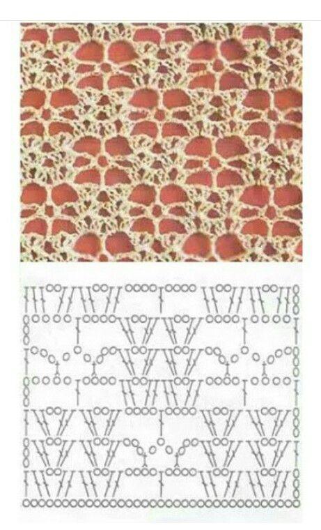 Picasa web albums crochet stitch pattern diagram crochet stitches crochet stitch pattern diagram crochet stitchesstitch patterns 1 pinterest tapete de croch jogos de banheiro e tapetes ccuart Gallery