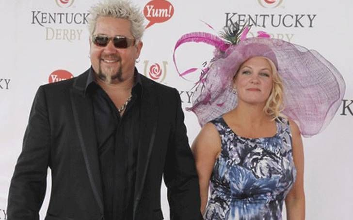 Restaurateur Guy Fieri Married Lori Fieri Couple Living Happily