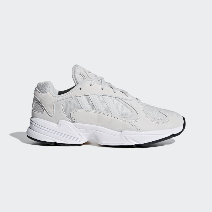 Yung 1 Shoes Grey One Grey One Ftwr White BD7659 (med