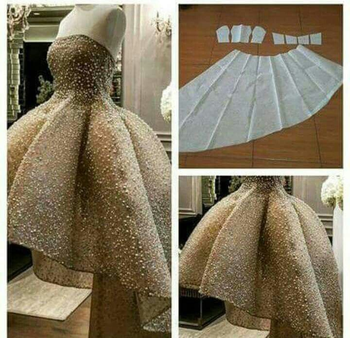 Pin by Azzoug on couture | Pinterest | Patterns, Sewing patterns and ...