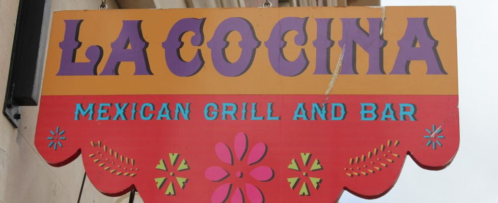 La cocina mexican grill and bar mexican grill wine