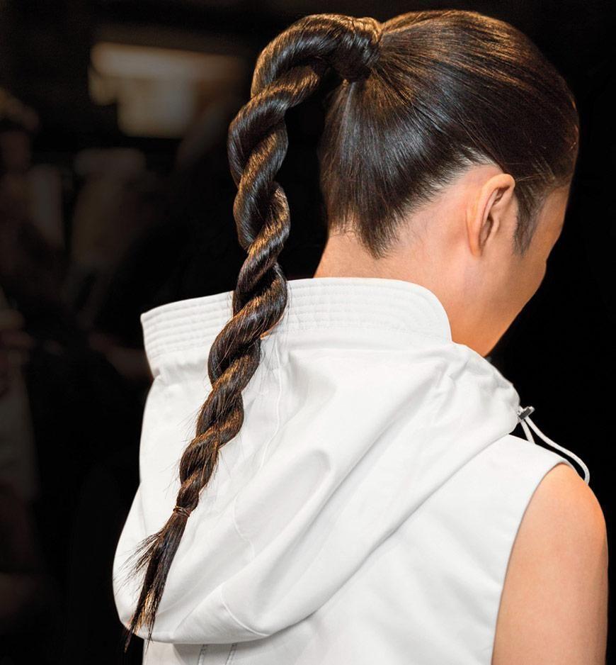 4 Steps To The Perfect Rope Braid Stile Di Capelli Capelli