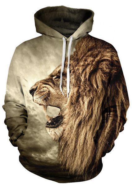 King of Lions Hoodie