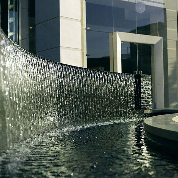 Landscape: Water Feature