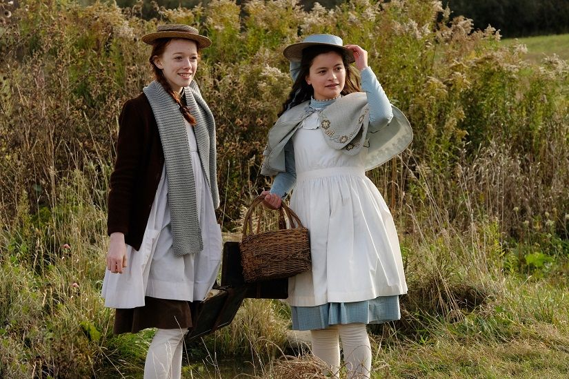 Anne With An E Renewed For Season 3 On Netflix Production Begins
