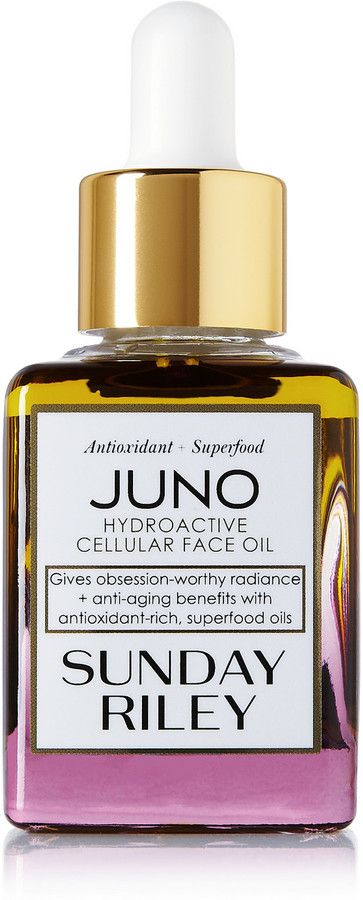 Sunday Riley Juno Hydroactive Cellular Face Oil | Beauty in