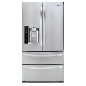 LG Electronics 26.8 cu. ft. French Door Refrigerator in