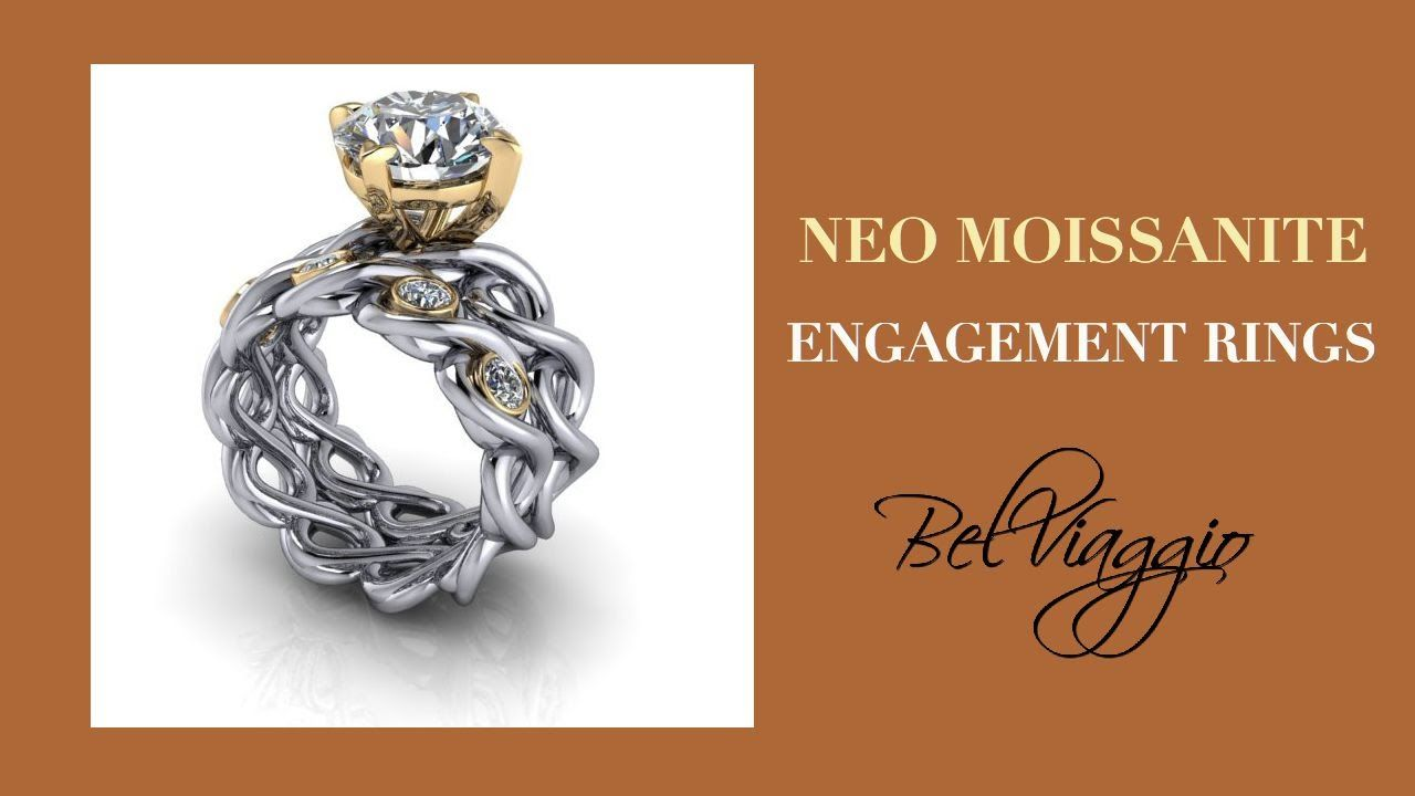 NEO Moissanite Engagement Rings