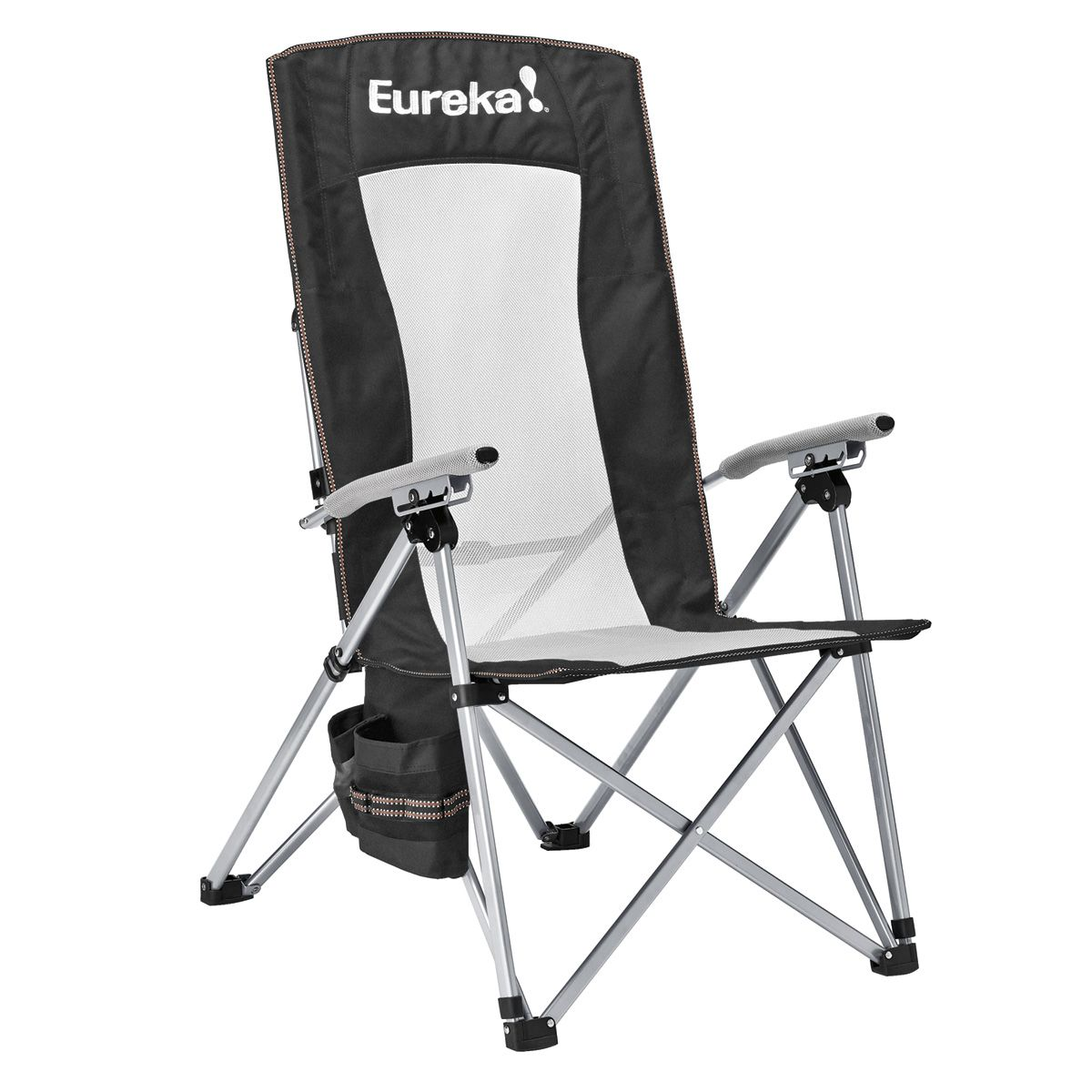 Folding camping chairs with footrest - Recliner Camp Chair Chairs Furniture Eureka