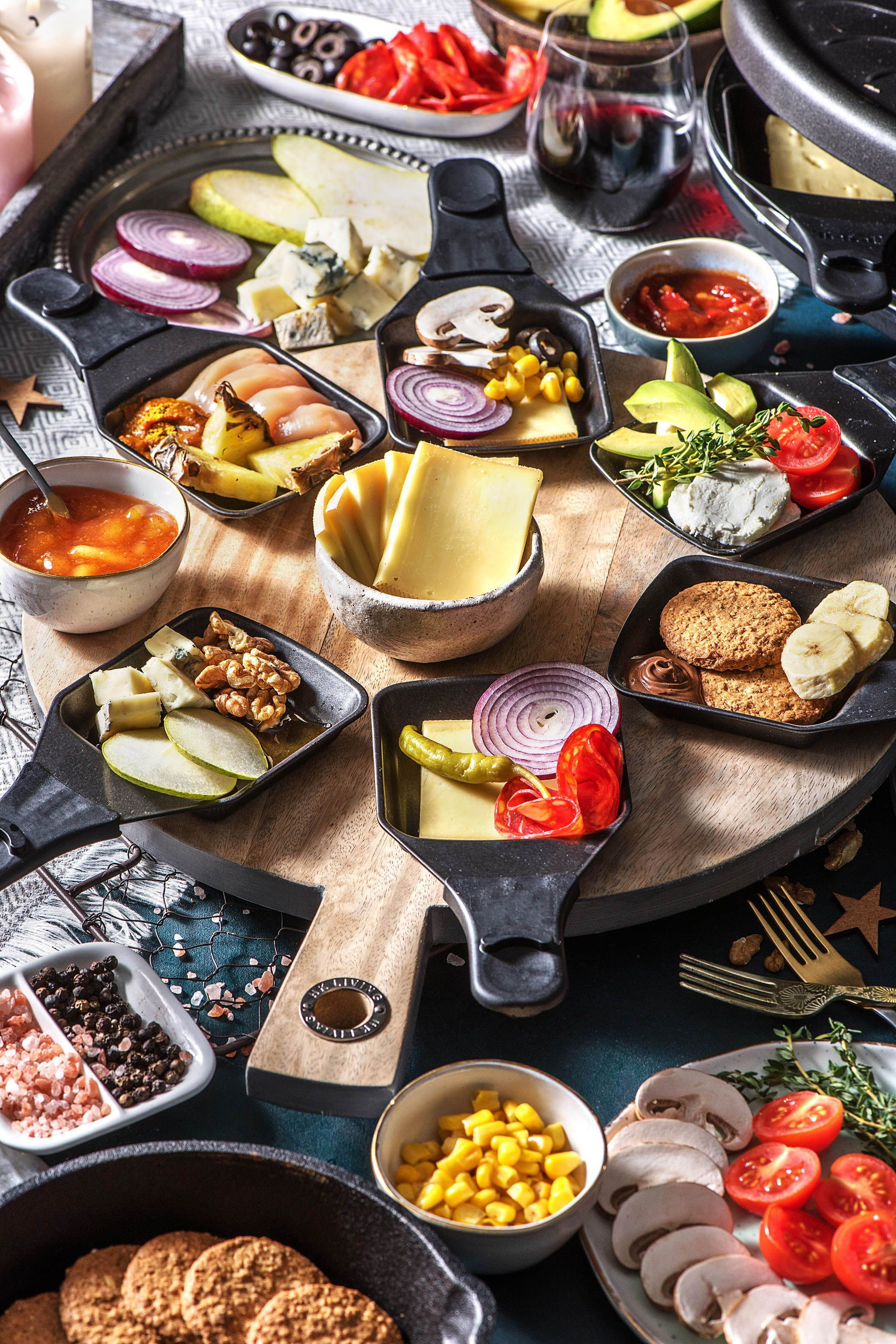 6 simple raclette variations for New Years  HelloFresh B  6 einfache Raclette Variationen für Silvester  HelloFresh Blog Recipe for 6 simple raclette variations for...