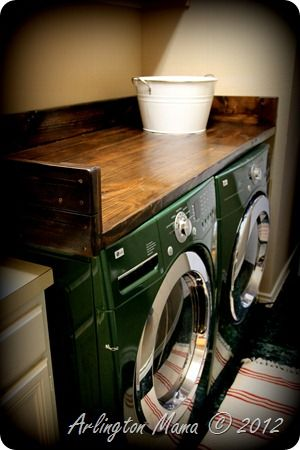 Diy Laundry Counter Laundry Room Diy Diy Laundry Room Diy