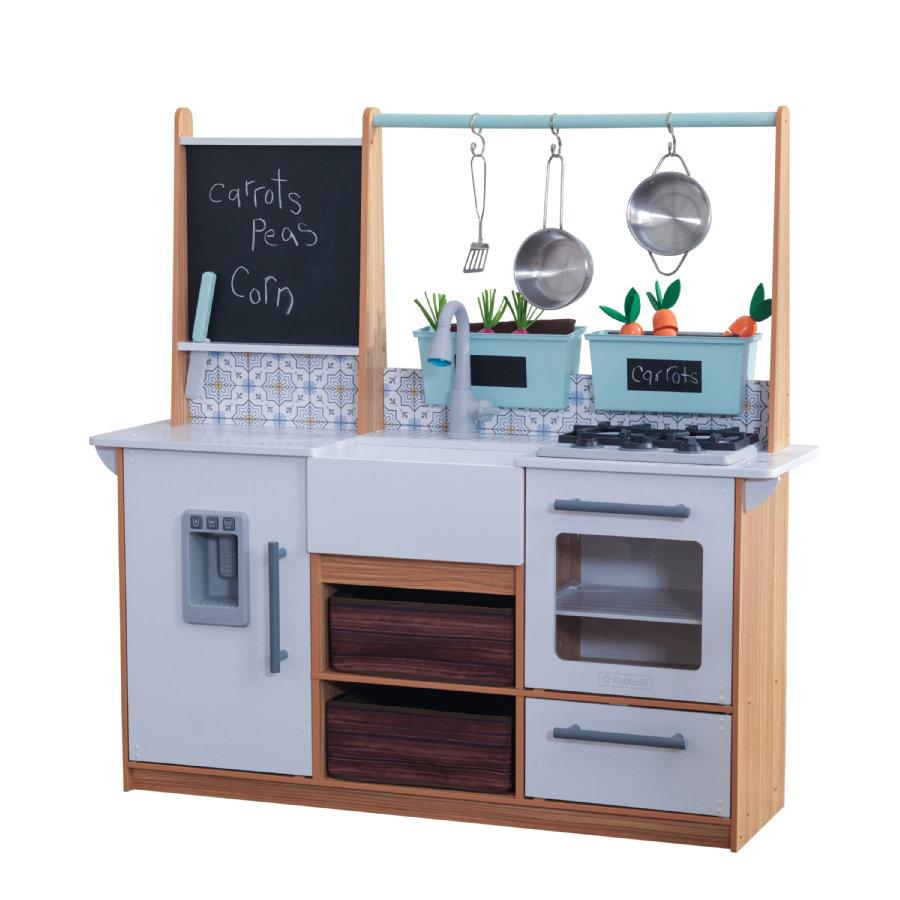 Kidkraft Cocina De Juego Granja Rosaoazul Es Play Kitchen Pretend Kitchen Play Kitchen Sets