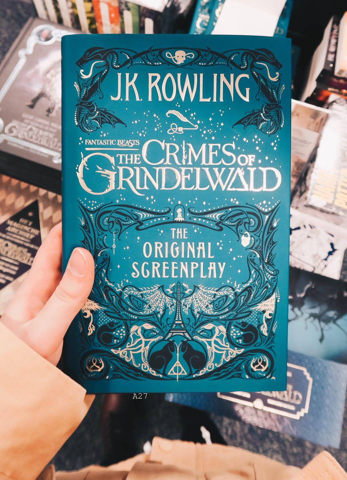 Back To Hogwarts In Crimes Of Grindelwald Phantastische Tierwesen Buch Phantastische Tierwesen Und Fantastische Tierwesen
