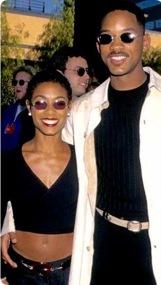 Will and Jada Pinkett Smith