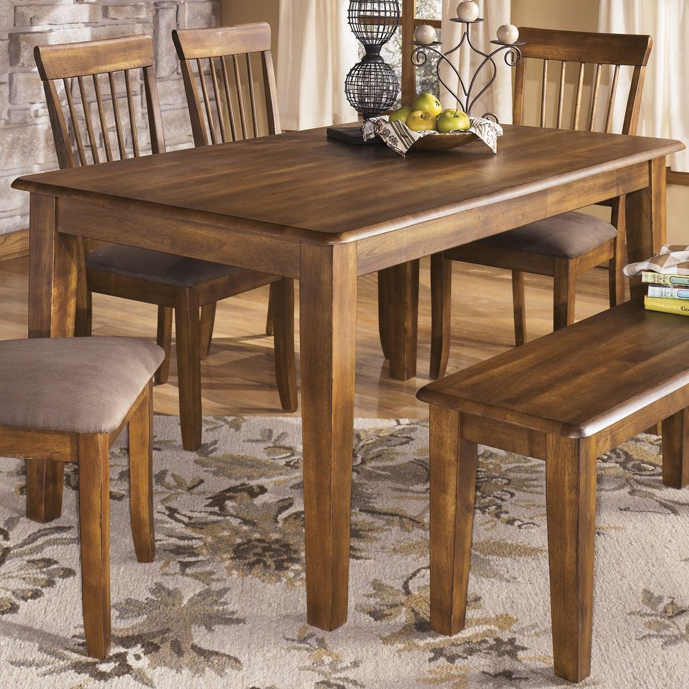 Signature Design By Ashley Berringer Rectangular Dining Room Table