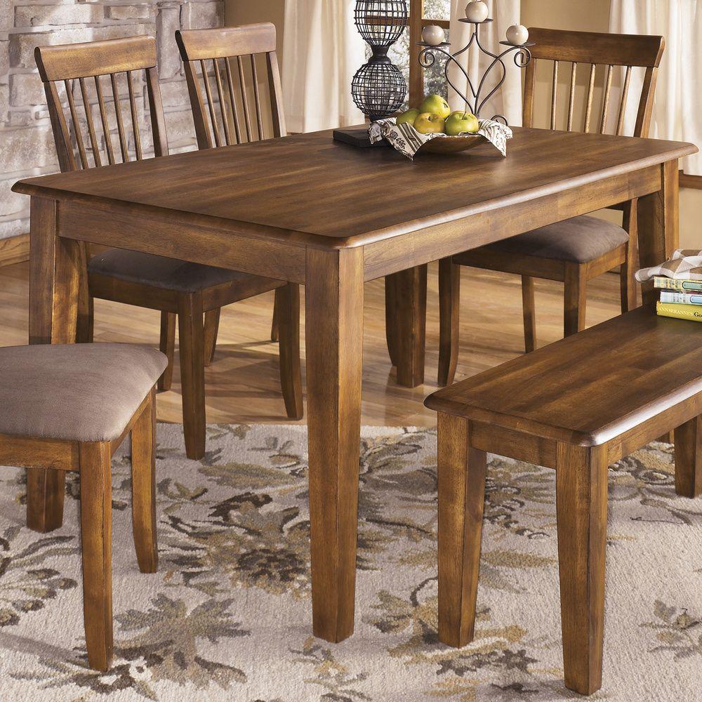 Signature Design By Ashley Berringer Rectangular Dining Room Table