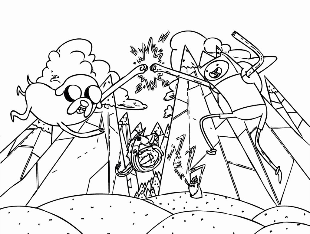 Adventure Time Coloring Book Luxury Adventure Time Coloring Pages Best Coloring Pages For K Adventure Time Coloring Pages Cartoon Coloring Pages Coloring Books