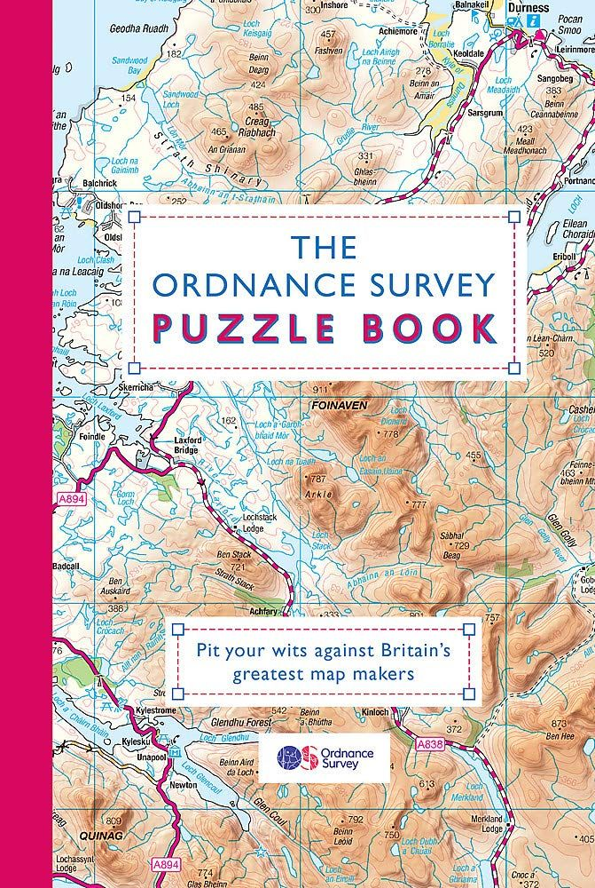 The Ordnance Survey Puzzle Book Pit your wits against