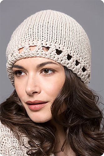 Ravelry: Amanda Cloche pattern by FDC Design Studio | Gorros ...