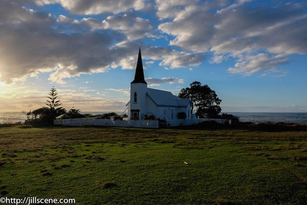 Escaping to the cape new zealand travel time travel