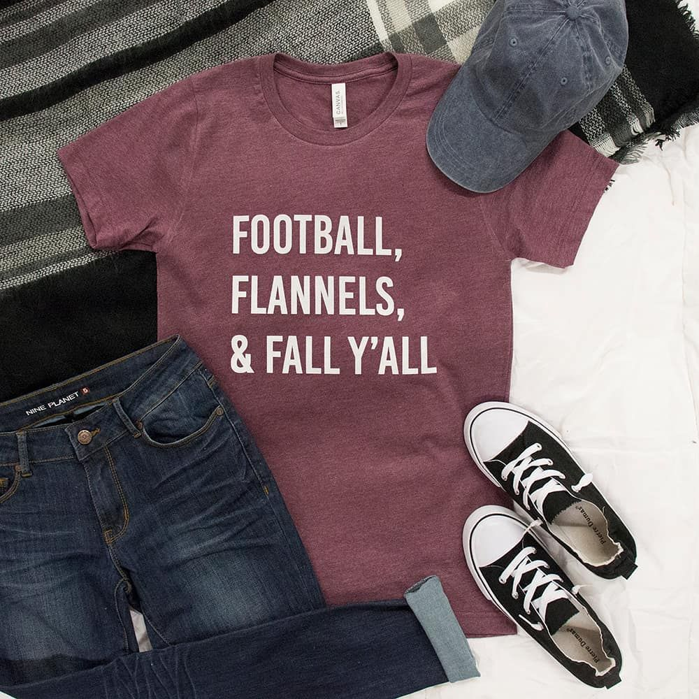 ca076d947 Our 3 favorite things! Anybody else ready?! 🙋 (shop link in bio) #pinklily  #thepinklilyboutique #football #fall #love #newarrivals