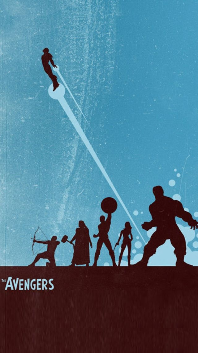 Avengers Iphone 5 Lock Screen Wallpaper Avengers Poster