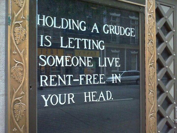 Rent free...