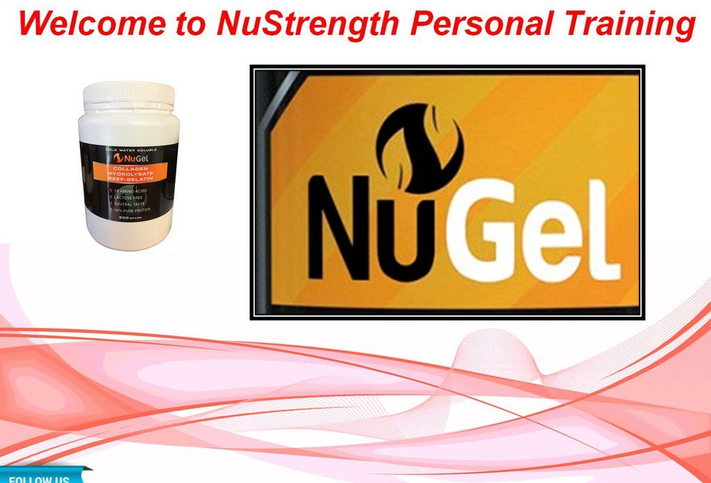 Hydrolysate Gelatin Australia - Nutrition Coaching by nustrength.deviantart.com on @DeviantArt