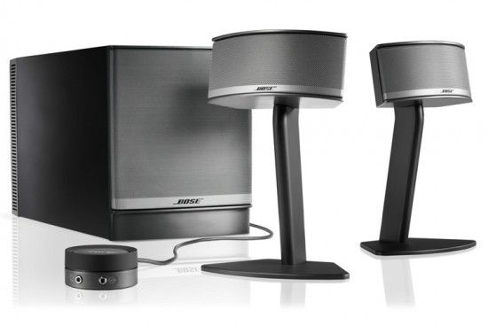 Small Speakers Big Sound - BOSE