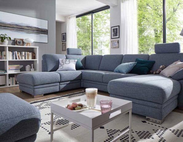 Global Tavira Wohnlandschaft Wohnen in Pastelltönen Pinterest - wohnzimmer couch gemutlich