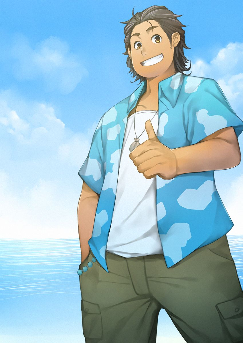 """Poppo from """"anohana The flower we saw that day"""