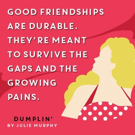 Image result for Dumplin' by Julie Murphy quotes