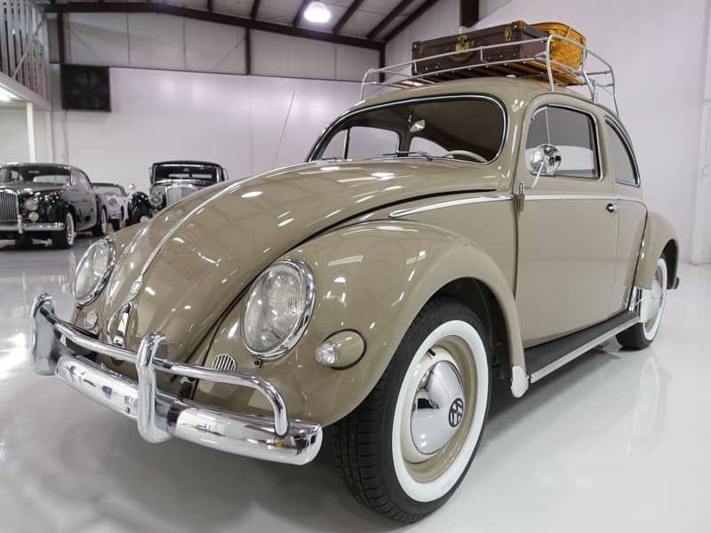 1956 Volkswagen Type 1 Oval Window Beetle Original California Car – Daniel Schmi…