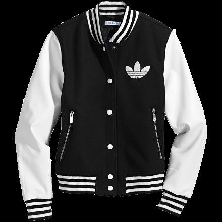 Adidas originals college jacket