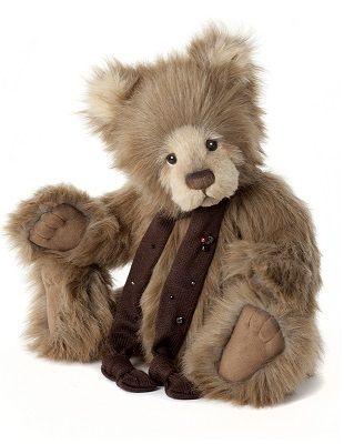 Beamer Bear by Charlie Bears™