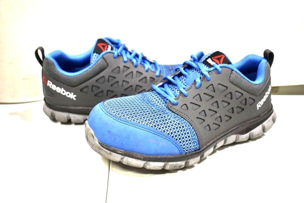 S-221 Men s Reebok Sublite Cushion Work Alloy Toe Work shoes size 8   fashion  clothing  shoes  accessories  mensshoes  boots (ebay link) b2d08a7f8