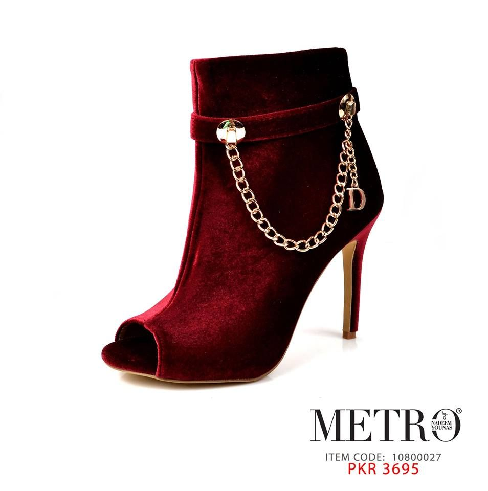Metro Shoes Winter Collection 2019 For Women Footwear