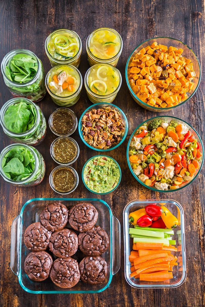 How i meal prep for the week recipes meal prep, meal prep fo images