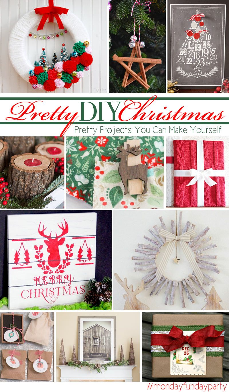 Pretty diy christmas pretty projects you can make yourself 11 pretty diy christmas ideas club chica circle where crafty is contagious solutioingenieria Gallery