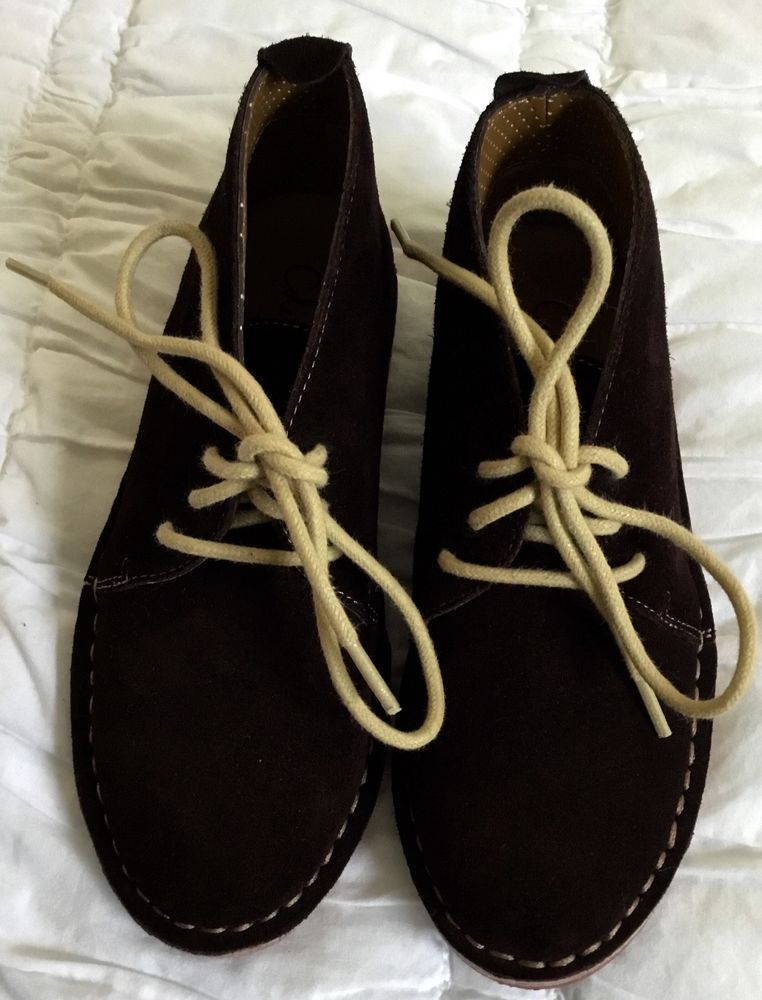 d7fa1e4bbcd Cole Haan Little Boys Air Paul Chukka Dark Brown Suede Shoes Sz 10C   fashion  clothing  shoes  accessories  kidsclothingshoesaccs  boysshoes  (ebay link)