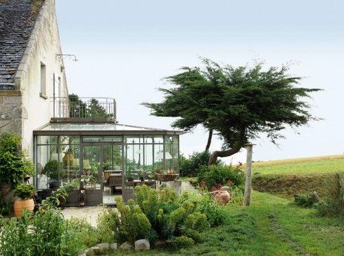 Veranda Reve Dedans Dehors Extension Maison Cuisine Salon