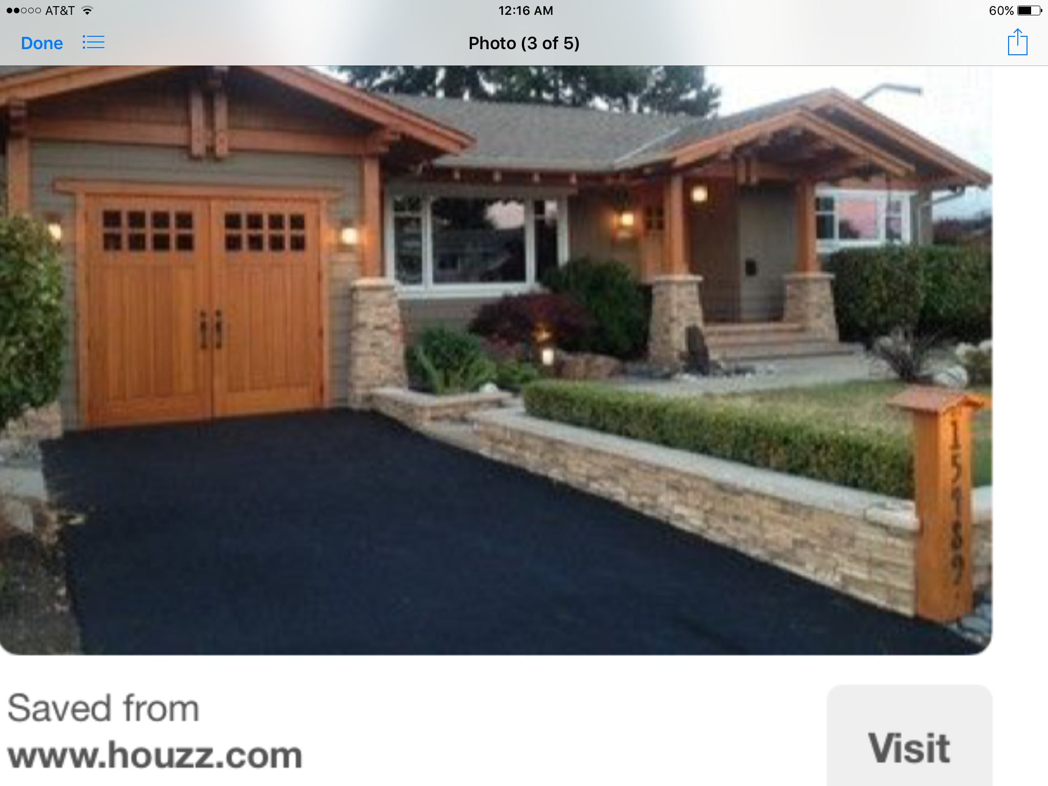garage door house remodel Pinterest Garage doors Doors and House