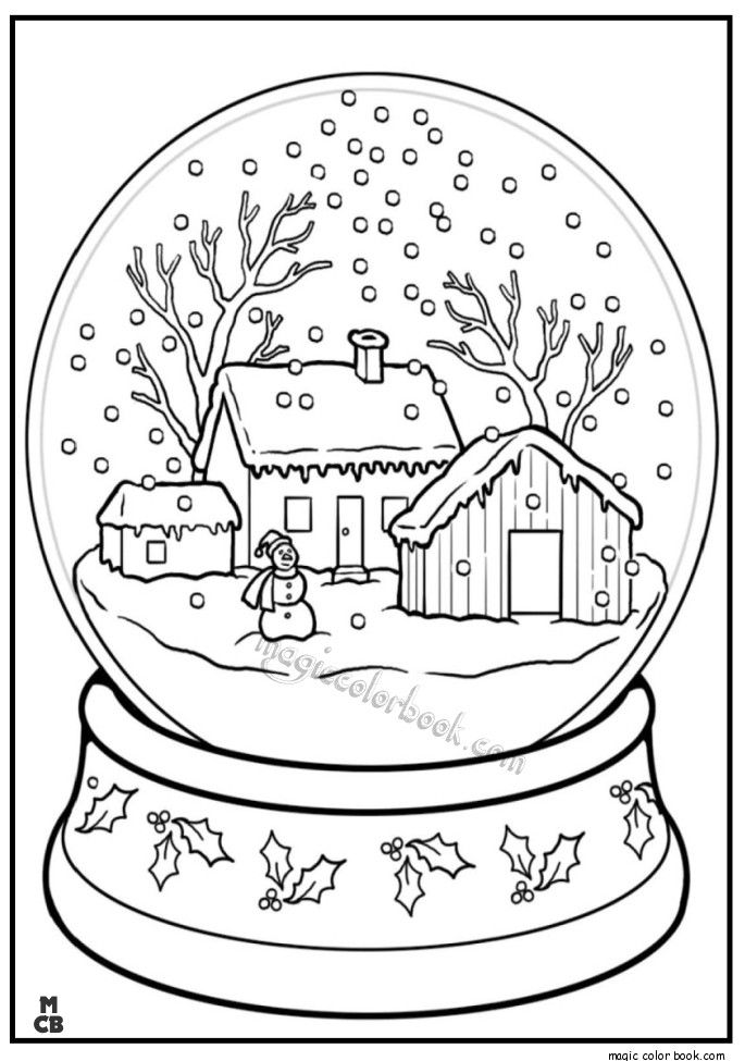 Christmas And Winter Coloring Pages Online Free 1 Coloring Pages Winter Christmas Coloring Pages Holiday Worksheets