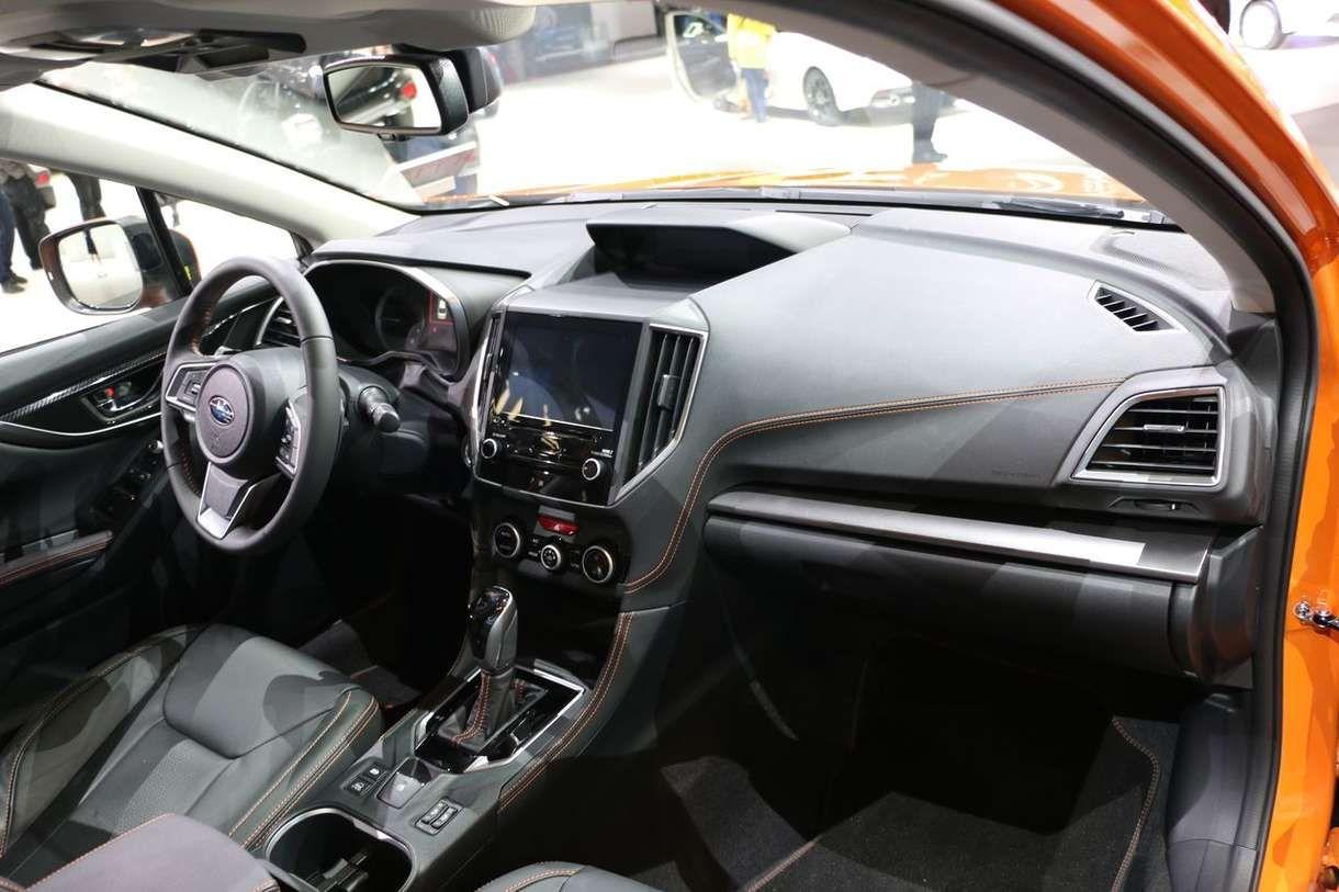Salon Genève 2017 : Subaru XV