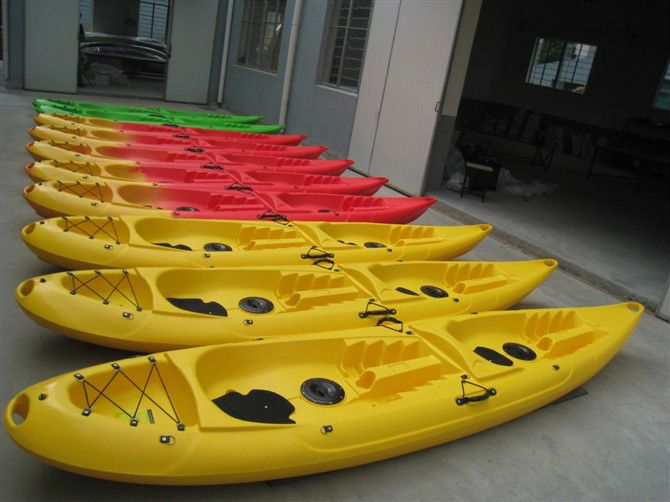 2 Person Fishing Kayak Sit On Top Fishing Professional Kayak Kajaki