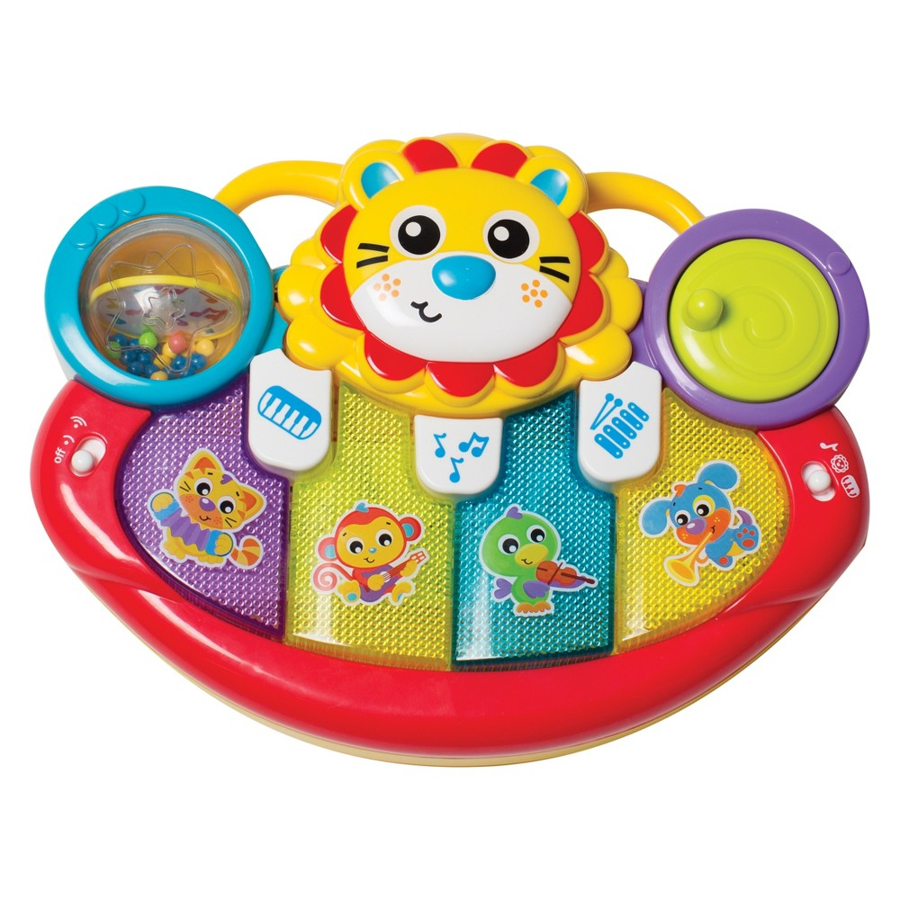 Lion toys for kids  Playgro Lion Activity Kick Toy  Products  Pinterest  Lions